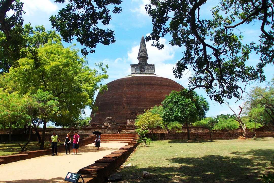 Polonnaruwa-Rankoth-Vehera