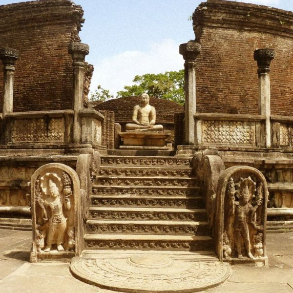 Polonnaruwa-vatadage temple