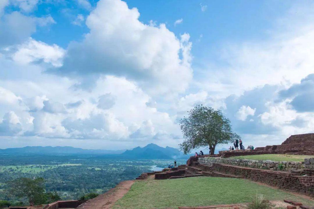 Sigiriya Fortress in the Sky