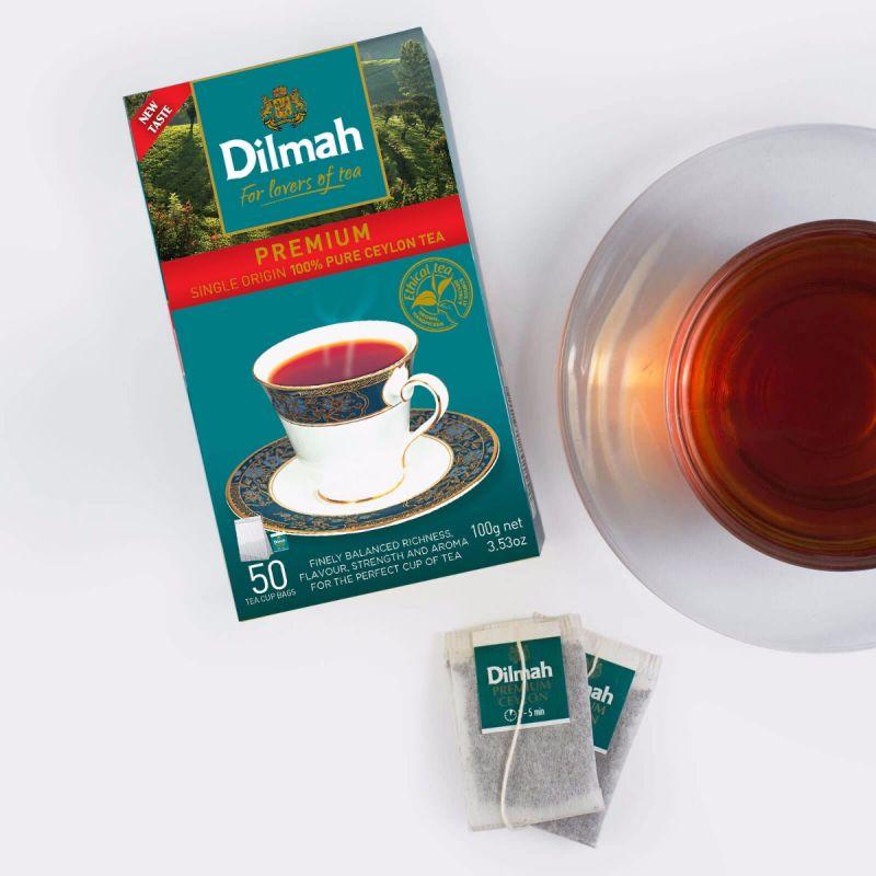 Dilmah tea box