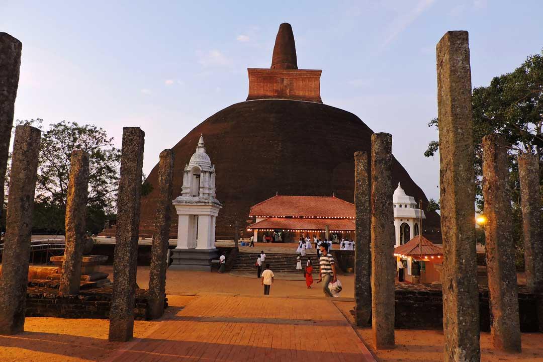 jethawana stupa anuradhapura
